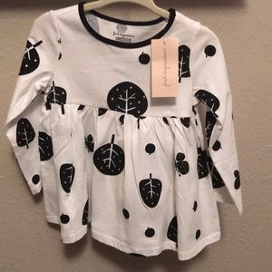 NWT First Impressions Cotton Top 18m